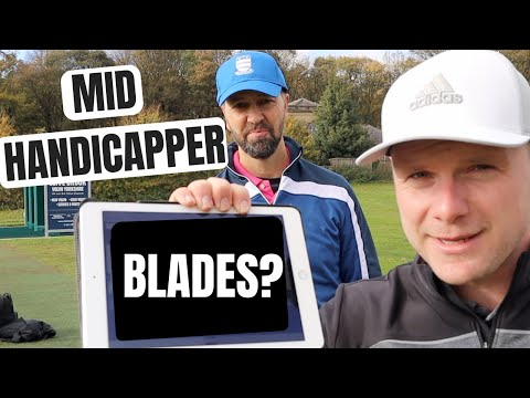 Can A Mid Handicap Golfer Use Blades?