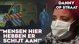 Mensen in Brabant LACONIEK over coronavirus? | DANNY OP STRAAT #8