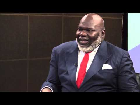 T.D. Jakes on the power of instinct vs. intellect | On Faith