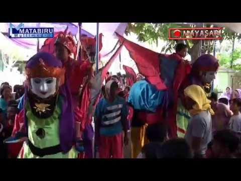 Narik Ambekan - Burok Dangdut Mayasari_Live Serangwetan Cirebon