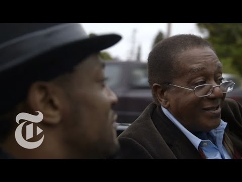 Black Panther Professor: Bobby Seale and D'Angelo in Oakland | The New York Times