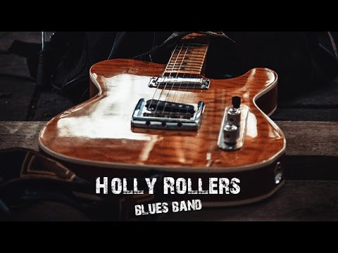 Holly Rollers Blues Band - Подбелка 2015