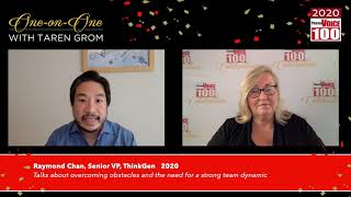Raymond Chan, ThinkGen – 2020 PharmaVOICE 100 Celebration