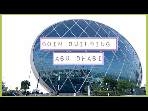 Coin Building l Driving Around the City 2020 l Ferrari World l Yas Island