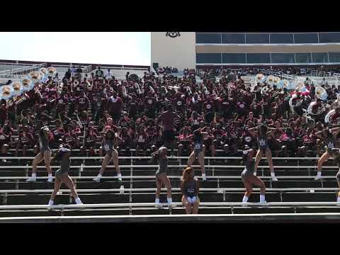 AAMU Band 2017 Fan Day