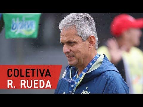 Coletiva de Imprensa - Reinaldo Rueda