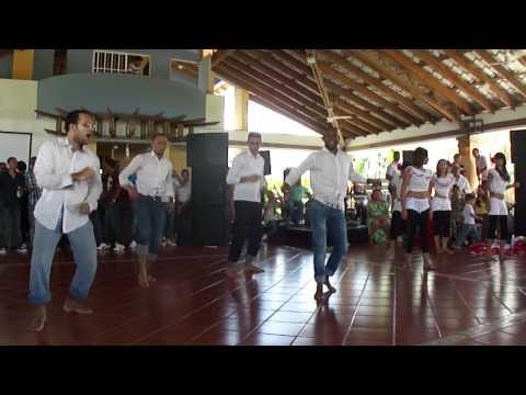 BAILE CECOMSA SANTO DOMINGO: MAYO 2011
