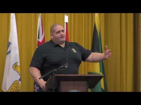 University of Dubuque Athletic Department Presents - Rulon Gardner