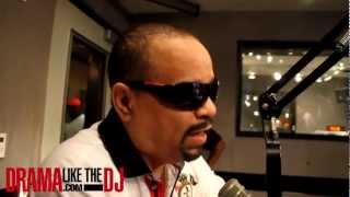DramaLikeTheDJ Interviews Ice-T (Part 1) thumbnail