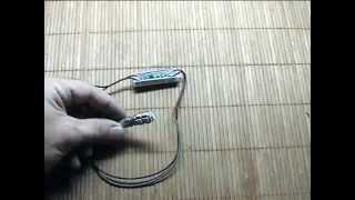 видео стробоскоп на светодиодах