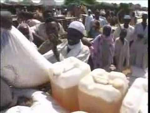 Darfur, Sudan-Friends of the World Food Program Appeal
