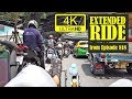 Cycling into downtown Bangkok on a Recumbent Trike | EXTENDED RIDE