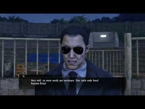 Yakuza 0 - So Amon, Golden Pistol%? (Legend) |