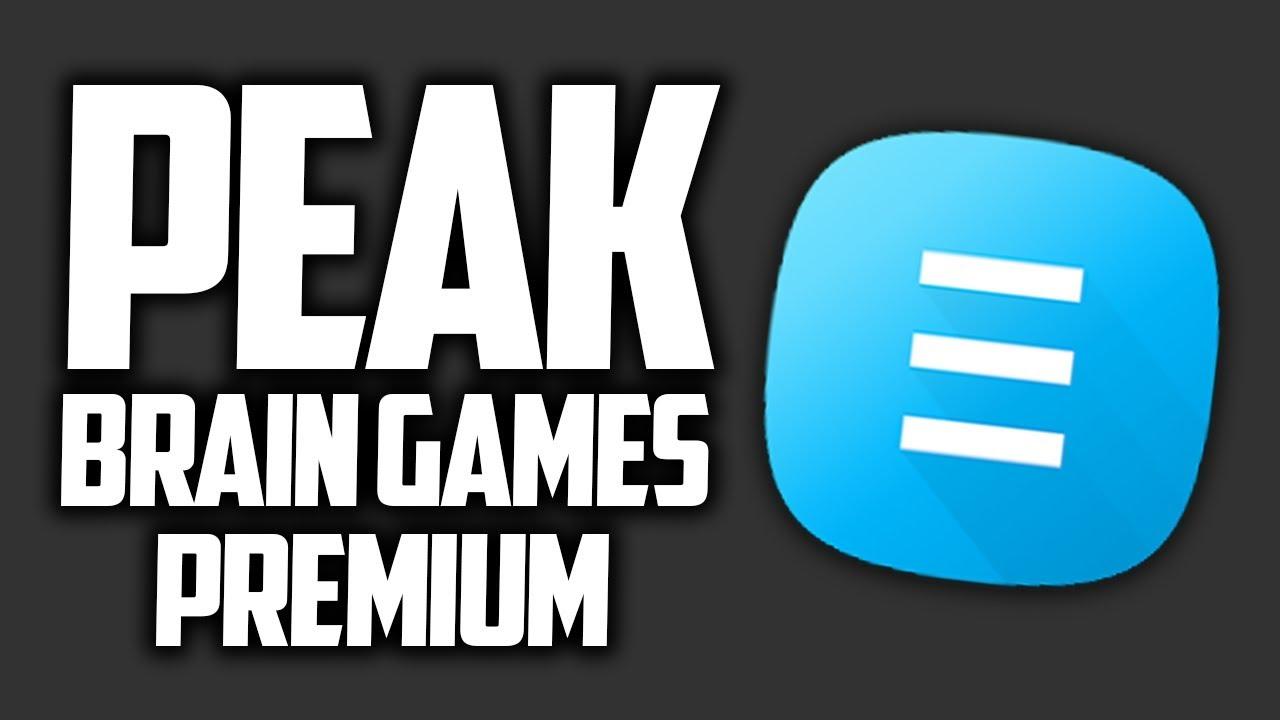 Gamer Mode | Peak – Brain Games & Training v3 17 6 [Unlocked]