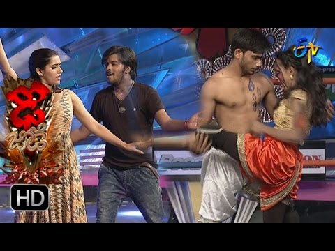Dhee Jodi |3rd May 2017 | Full Episode | ETV Telugu