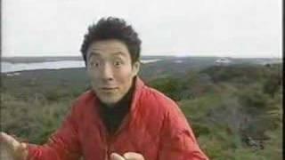 松岡修造からのビデオメッセージ.