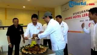 Hotel Amaris Ke-6 di Bali Resmi Dibuka, Tawarkan Harga Kamar Rp 320 Ribu Nett