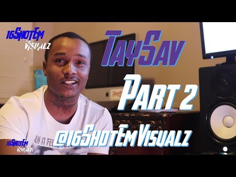 TaySav on Best advice his Brother gave him, Polo G, Rico Recklezz situation, Unreleased Pappy Music?