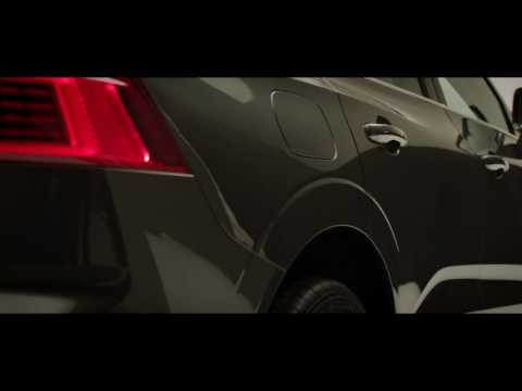 The New Volvo XC60: Revealed Tomorrow
