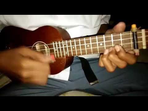 Tinky winky-Aku kau dan Dia(cover) ukulele