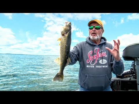 2 KILLER Lures for DEEP Walleyes