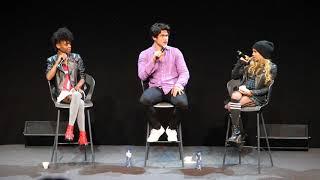 Riverdale - ArchieCon panels (Vanessa Morgan, Ashleigh Murray & Charles Melton)