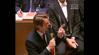 François Baroin provoque une suspension de séance à l