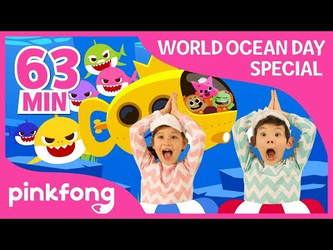 baby-shark-dance-and-more-|-world-oceans-day-|-+compilation-|-pinkfong-songs-for-children