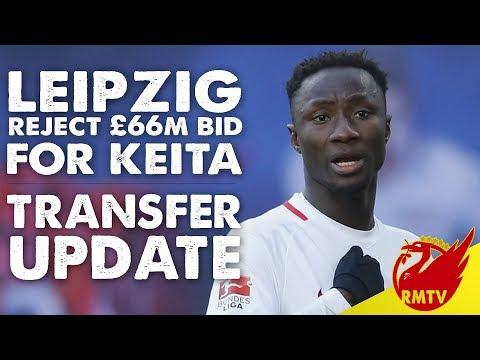 Leipzig Reject £66m Keita Bid | #LFC Daily News