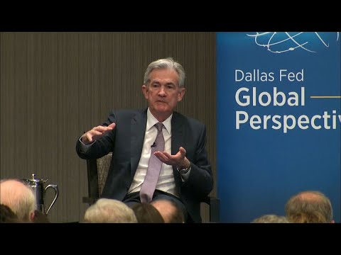 Fed's Powell Says U.S. Is on an Unsustainable Fiscal Path