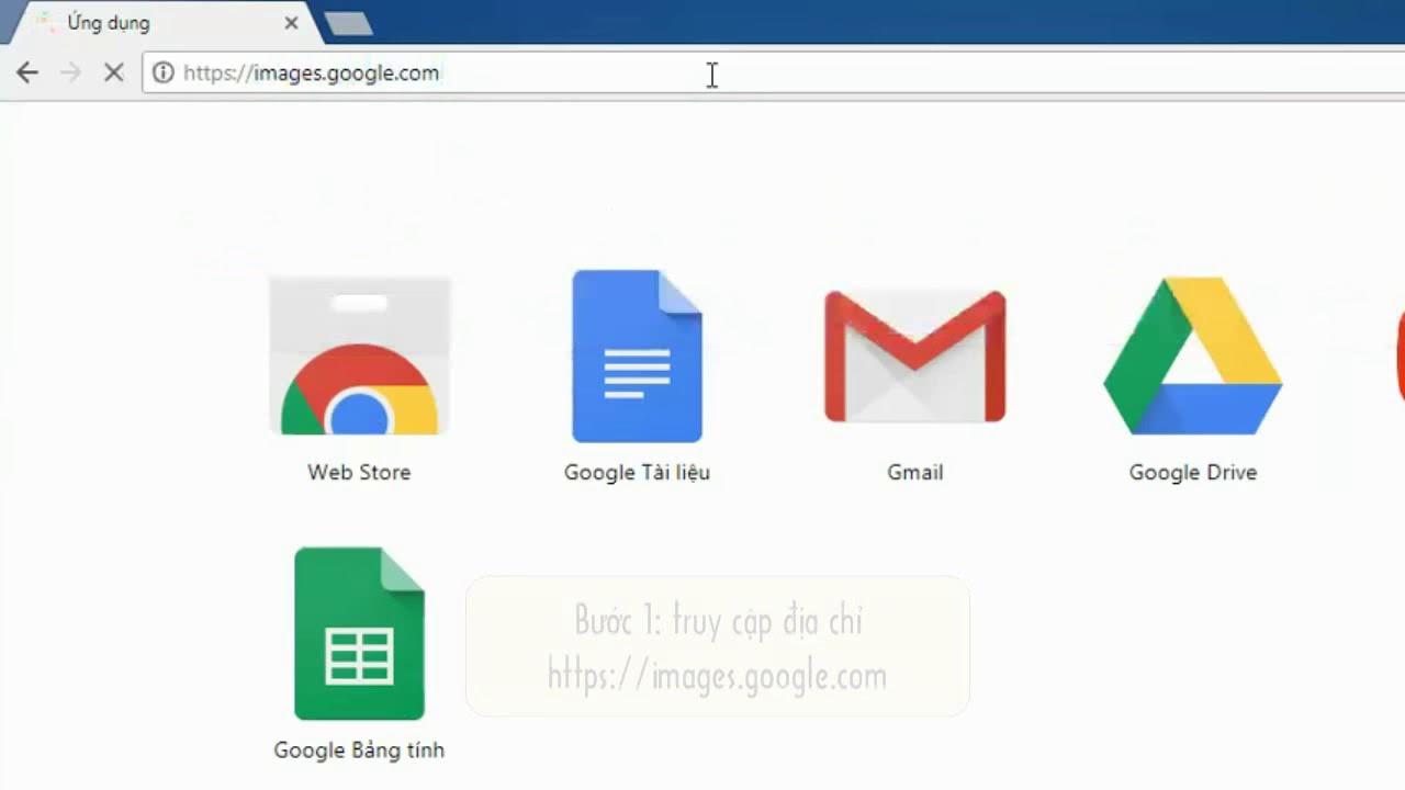 Tìm thông tin của hình ảnh bằng Google Search