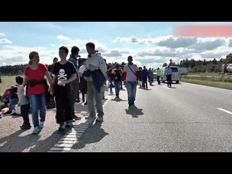 Dänische Grenze Offen