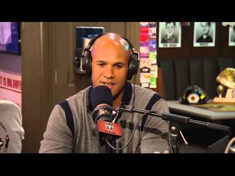 Jason Taylor on The Dan Patrick Show (Full Interview) 1/13/15