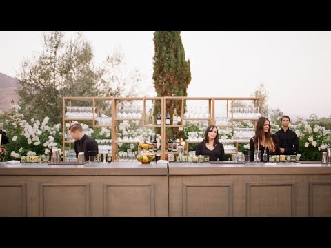 Flair Project - Cocktail Catering