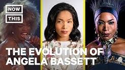 The Evolution of Angela Bassett | NowThis