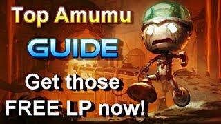 Top Amumu Guide - The QQ Master - League of Legends