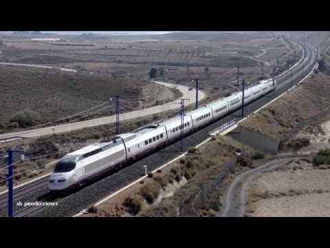 TRAINSPOTTING (VOL. 927) Trenes renfe de Alta Velocidad (HD).