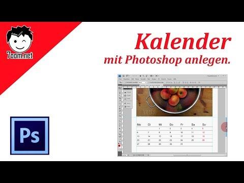 Fotokalender selbst gemacht [Tutorial | deutsch]