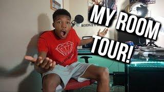 My Room Tour 2017 l RodneyJJohnson / Rodneygotsomething