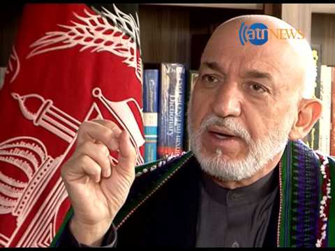Exclusive Interview with Pres. Hamid Karzai / گفتگوی ویژه با