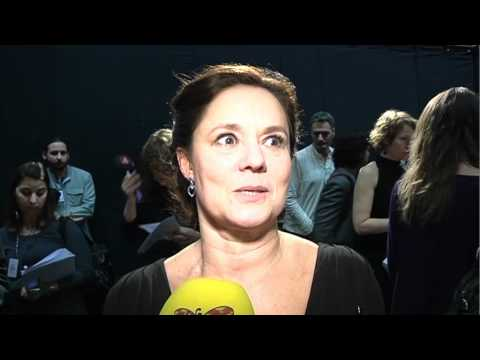 Pernilla August I chocktillstånd