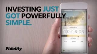 Fidelity Mobile App – powerfully simple investing