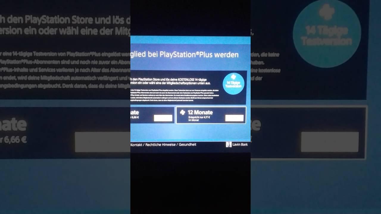 Playstation Karte.Wie Kann Man Uber Playstation Plus Die Online Karte Einrichten