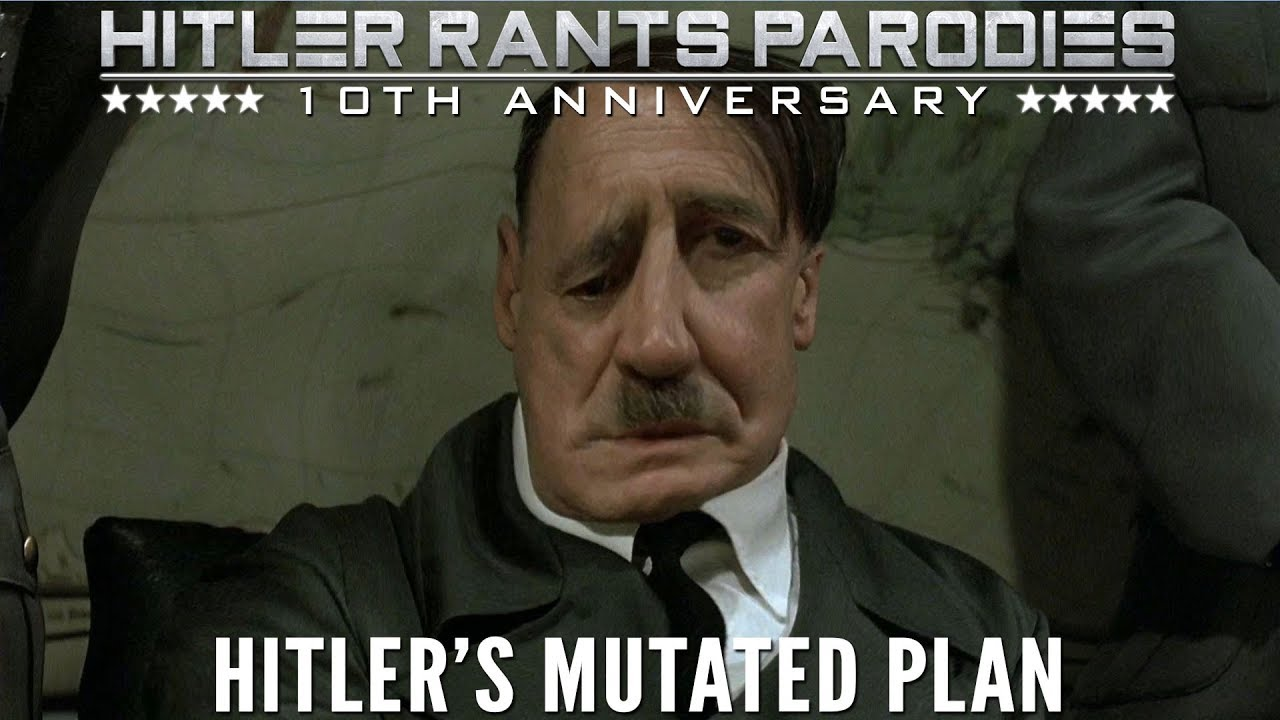 Hitler's Mutated Plan