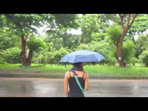 旅する鈴木478:Walk in rainy Lilongwe @Malawi