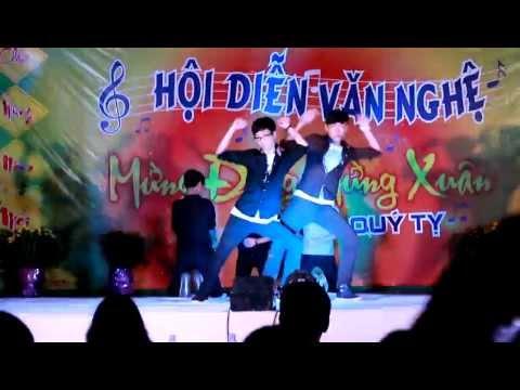MAMA (Dance Cover) - Đêm văn nghệ Trường THPT Nguyễn Đình Chiểu (Bến Tre) 2012-2013