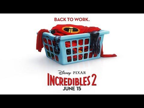 Incredibles 2 Movie Full online