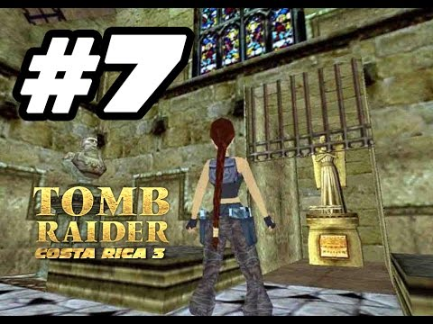 007 Tomb Raider Costa Rica Ep.3 [IvánTRFan for CGTV Broadcast] @IvanTRFan