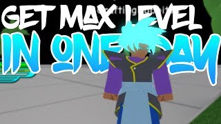 WIE MAN MAX LEVEL IN EINEM TAG IN DRAGON BALL SUPER 3 | WIE AUF LEVEL UP FAST IN DBS3 | -Roblox DBS3