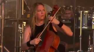 Apocalyptica -Wacken Open Air 2014 (proshot,livestream,webcast)